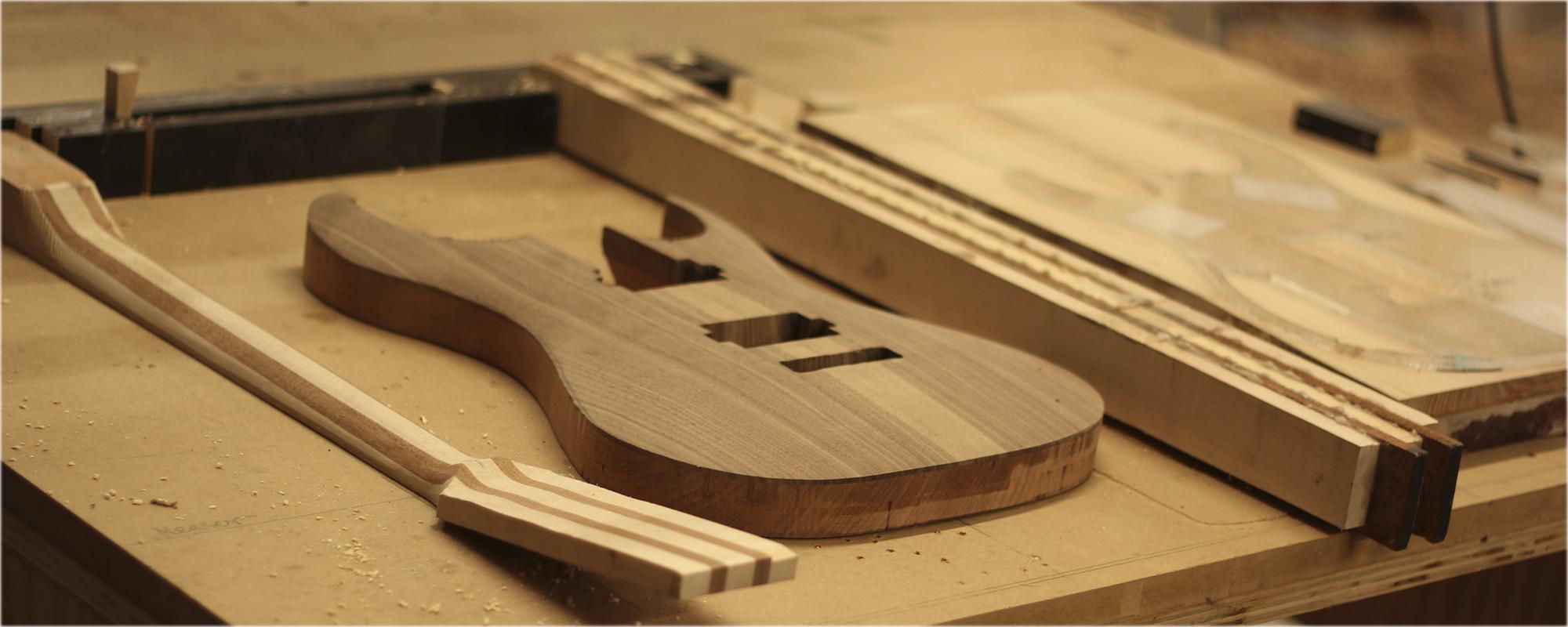 Voss Guitars - håndbyggede guitarer